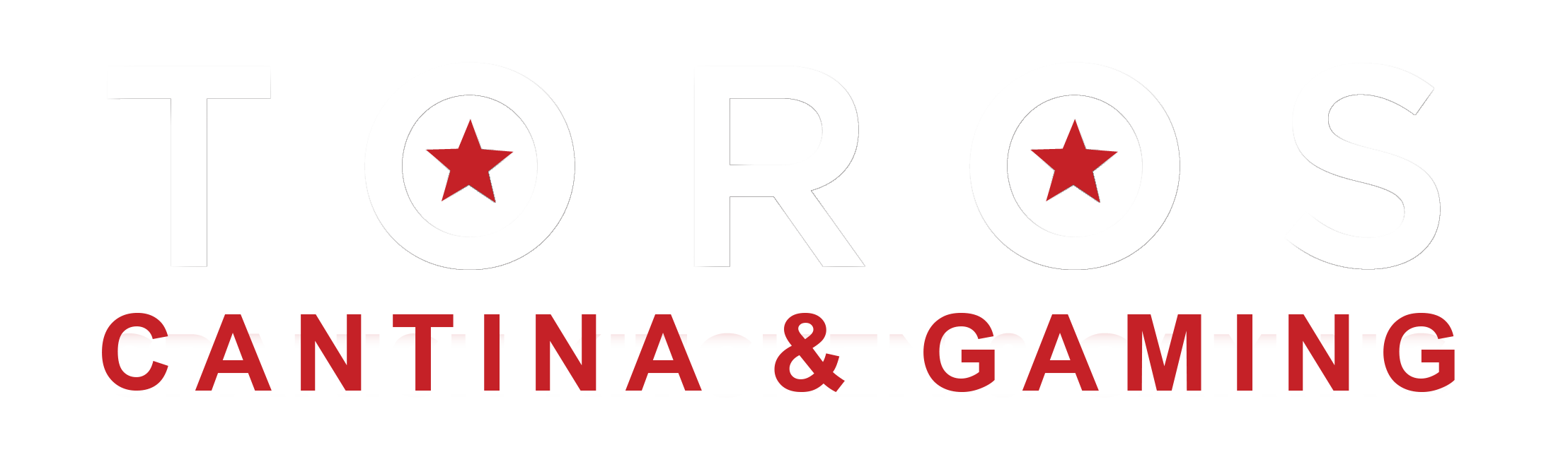 Toros Cantina and Gaming Logo